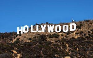 Hollywood LA California Hollywood Street