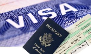 US Travel Visa. US Visa, Visitor Visa.