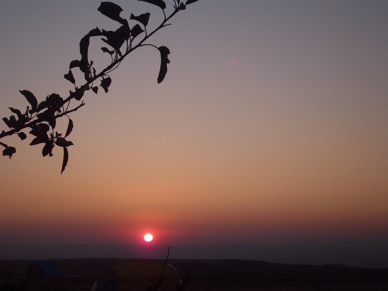 Afghanistan_Village_Sunset_PD