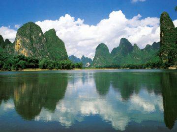 China a beautiful tourist destination