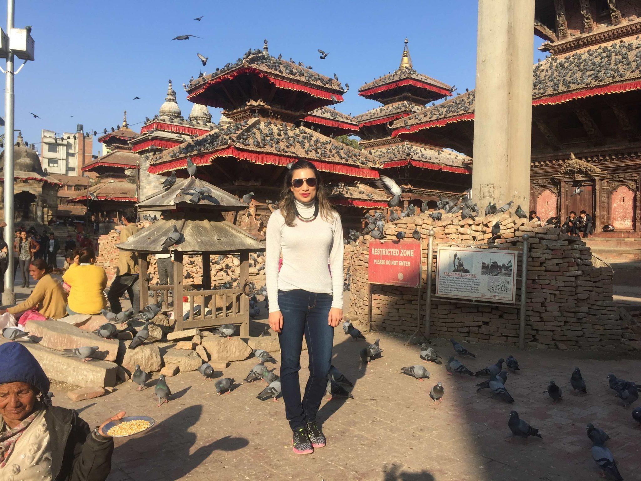Historic Durbar Square Nepal