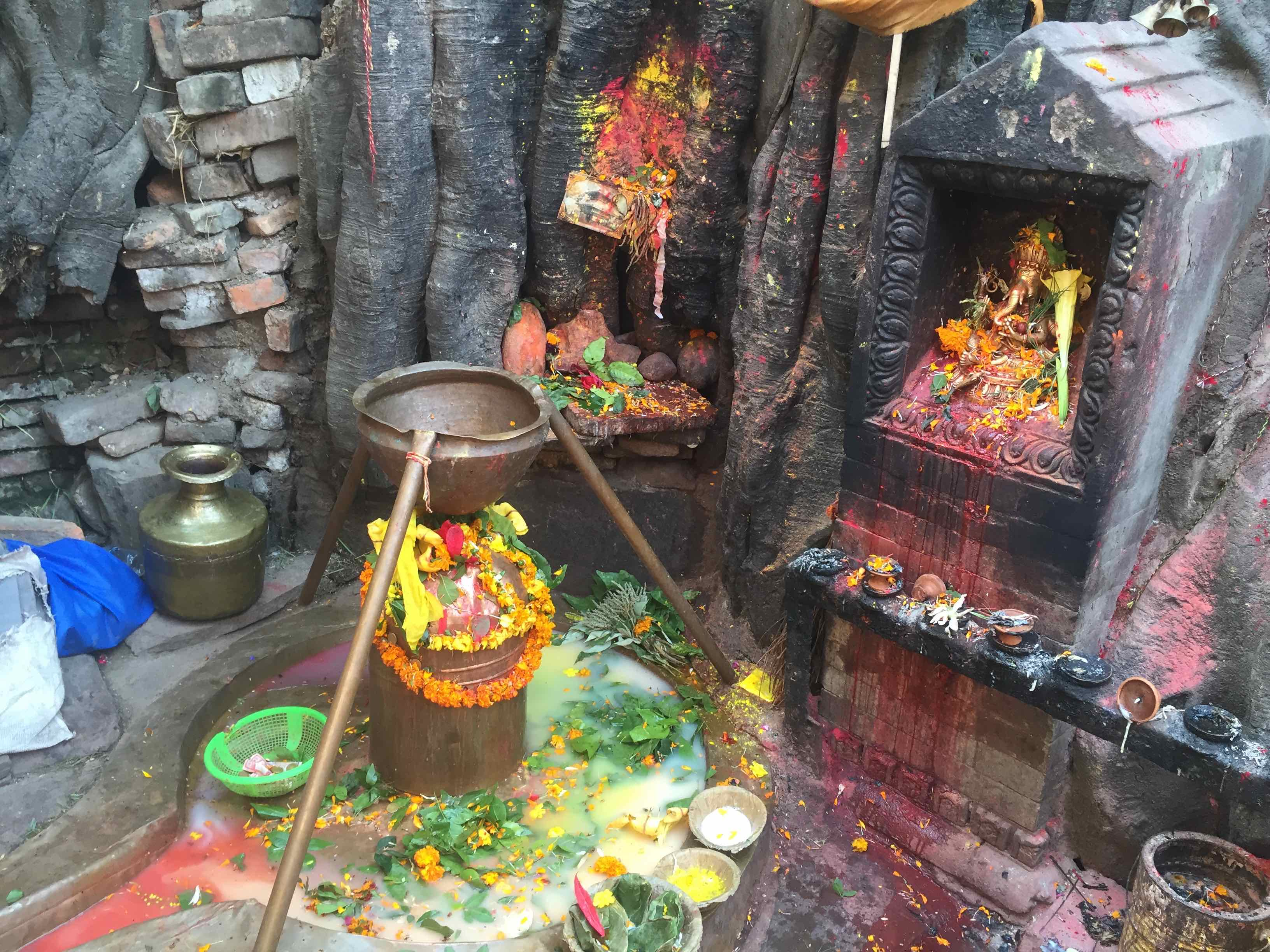 pashupatinath shiv linga, shiv temple.