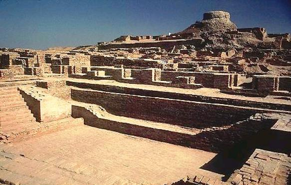 Indus Valley civilization Mohenjodaro Sindh Harrapa