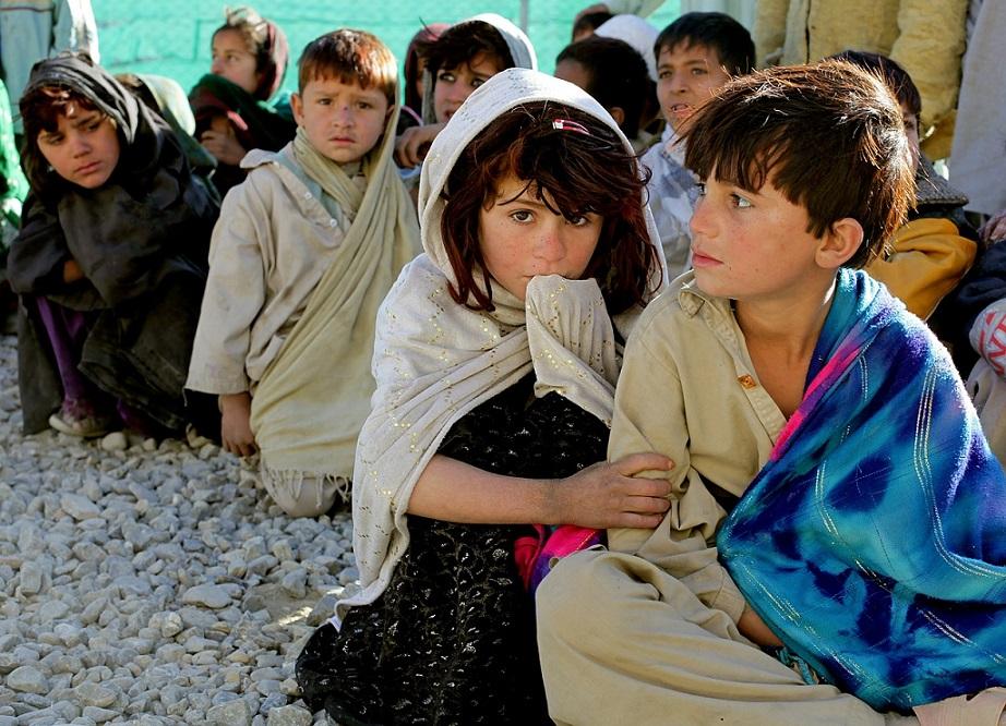 School children in afghanistan_PD