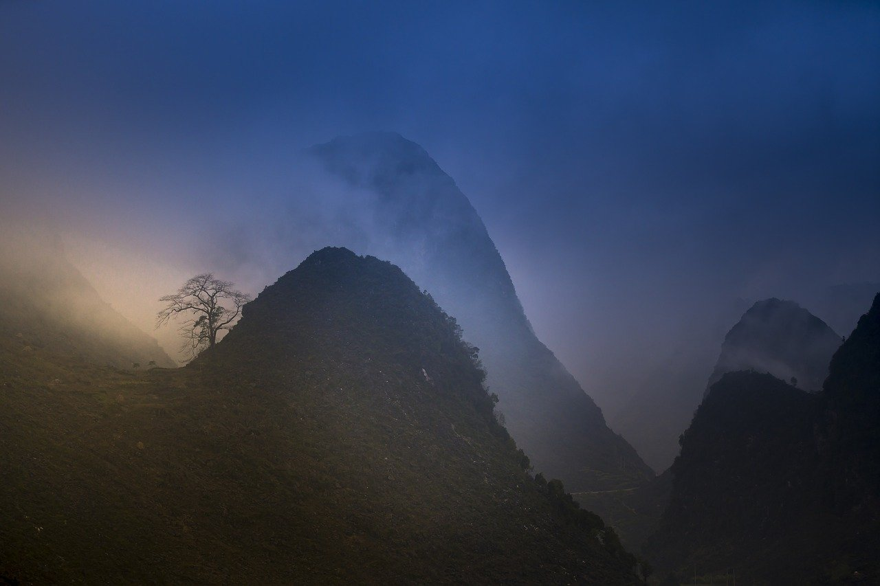 Vietnam Ha Giang Mountains_PD