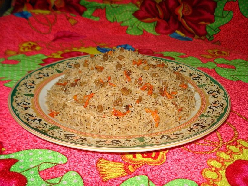 afghani pulao_pilaf_traditional food_PD