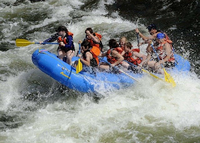 white water rafting_fun_PD