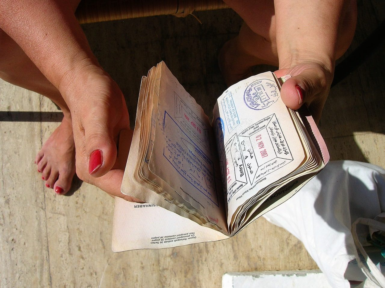green card visa free travel_travel visa stamp_US_green card_PD