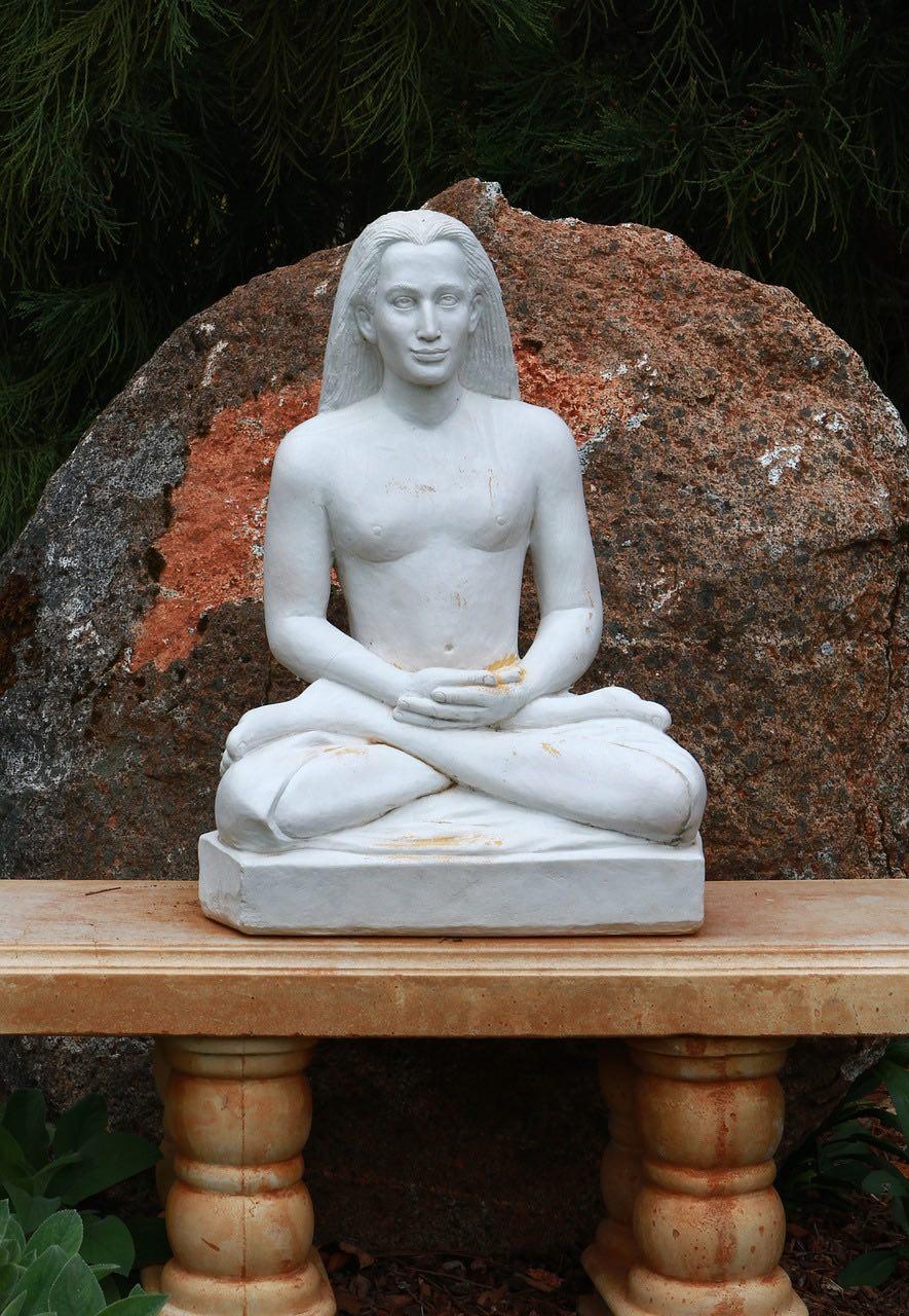 yoga guru Babaji_Paramhansa Yogananda's Guru_PD