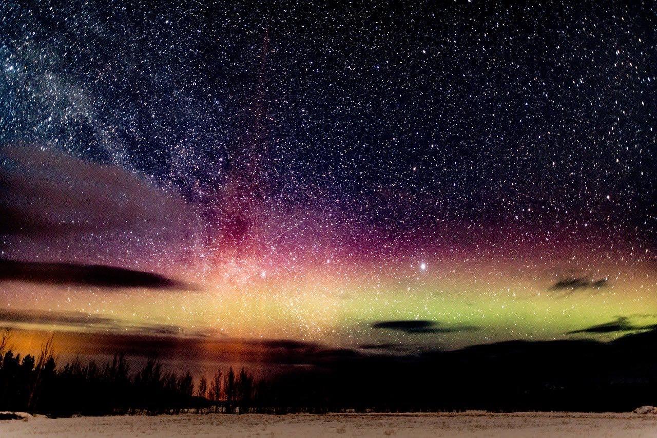 Aurora Borealis Canada_PD