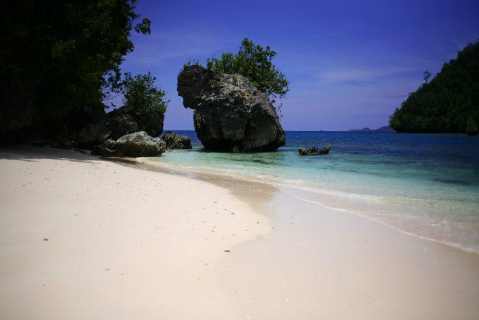 Casa Rica Island, Surigao del Sur