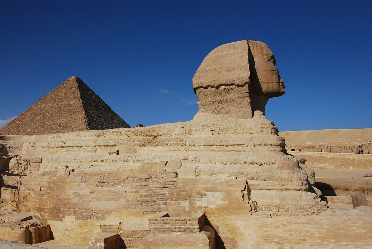 Hidden wonders of Egypt_Sphinx_and_Pyramids of Egypt