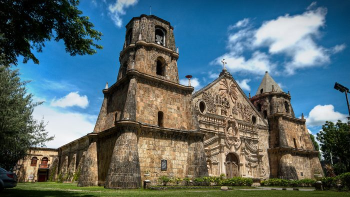 Miagao Church, a UNESCO World Heritage Site