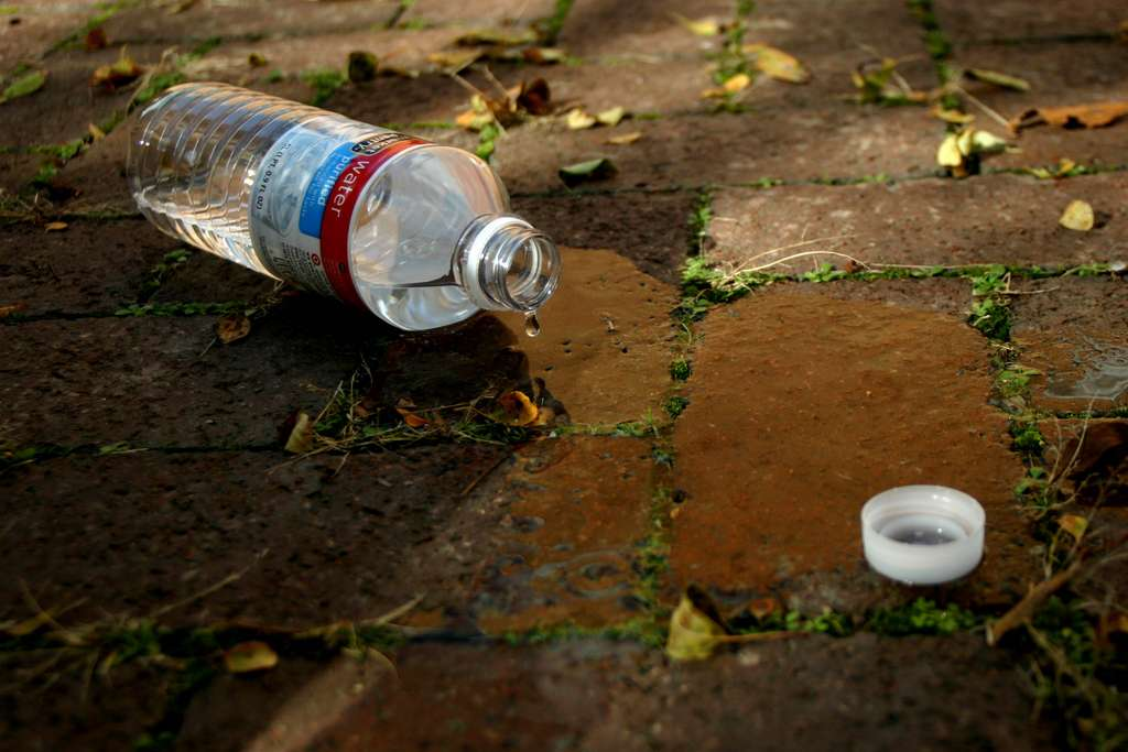image_spilled_water_bottle_CC