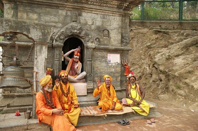 nepal_hindu temples_PD