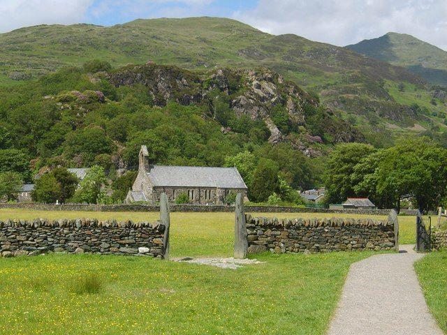Image_eglwys_Beddgelert/ St Mary's Church