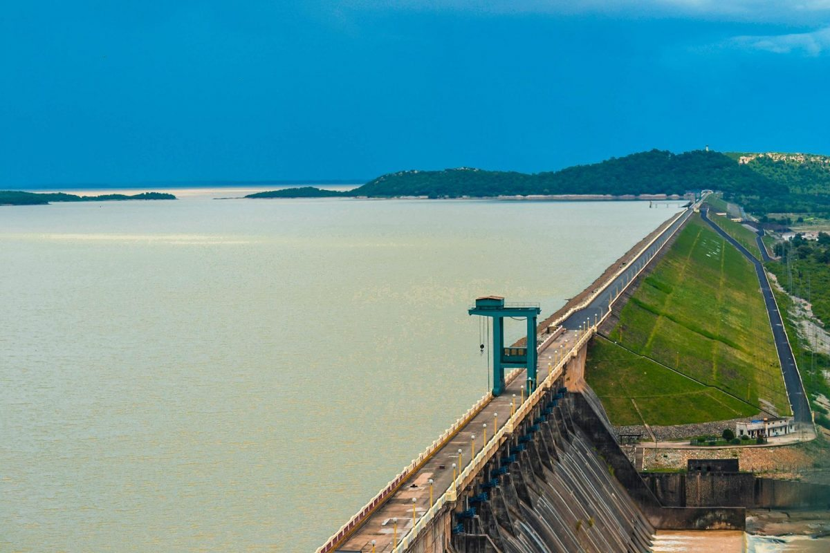 Hirakud_reservoir