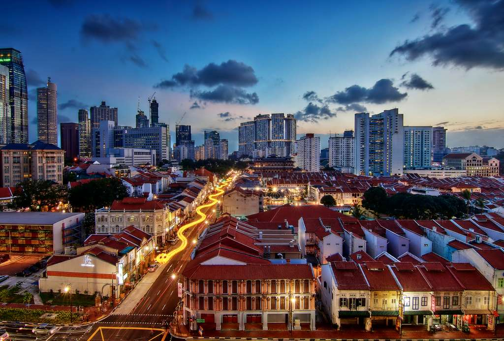 Image_Chinatown_at_Sunset_Singapore_CC