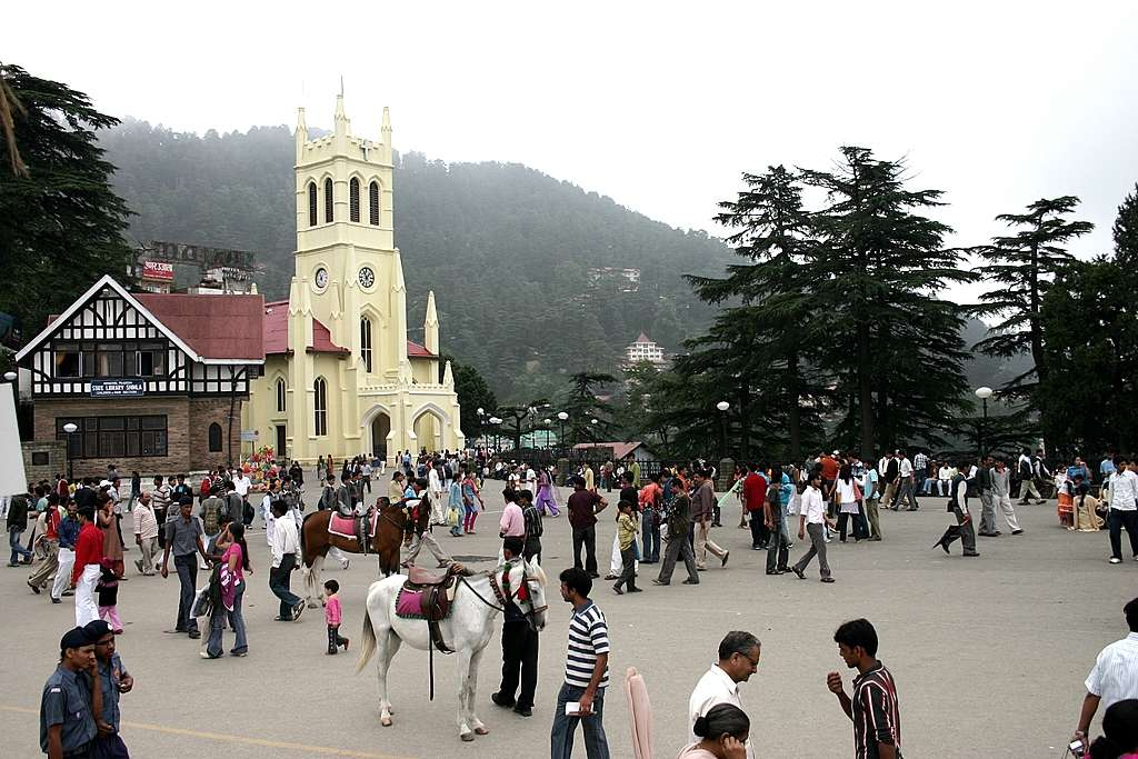 Image_Shimla_India_Ridge_CC