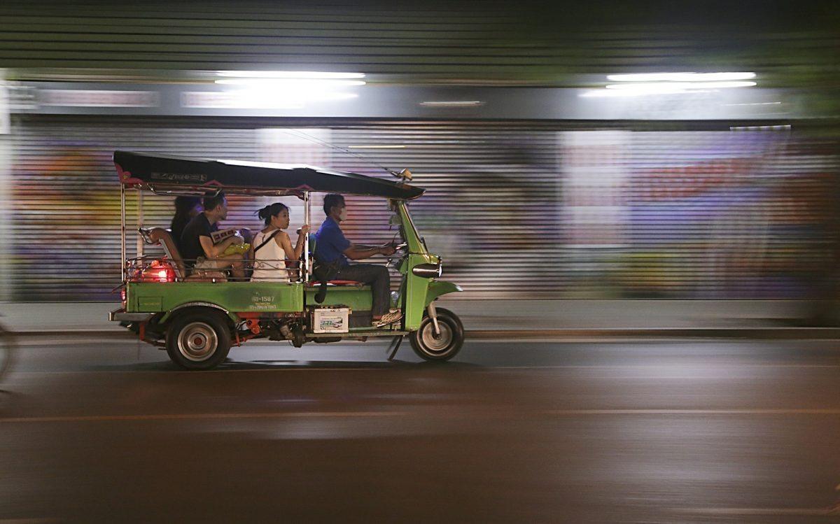 money saving tips for Thailand