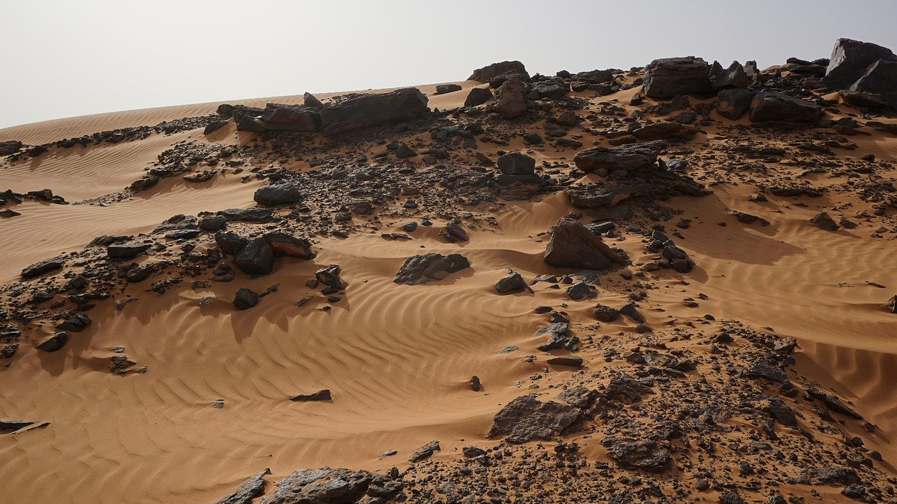 Desert of Sudan_Africa_PD