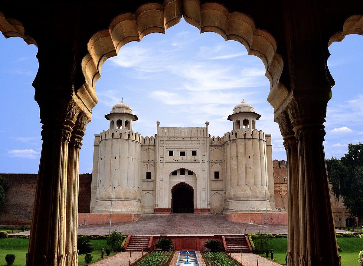 Lahore Fort-Pakistan