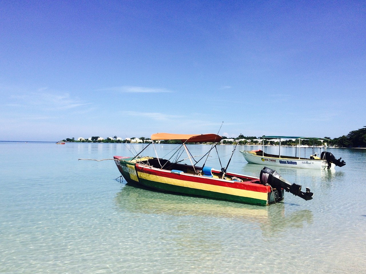 Negril beach_Jamaica_PD