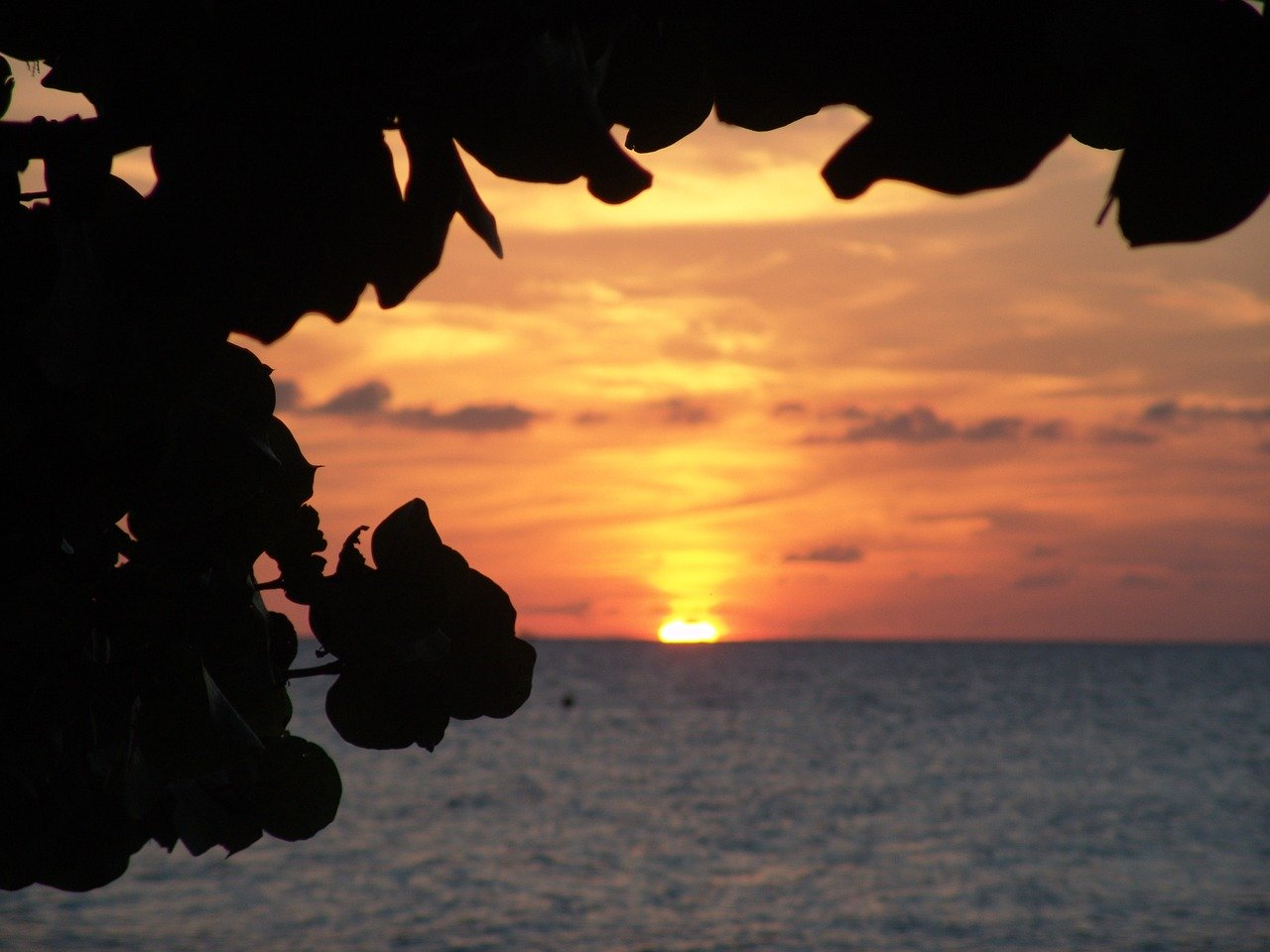 Sunset_Jamaica Travel Guide_PD