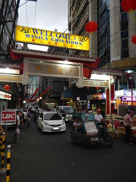 Binondo, Chinatown