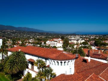California. Life-in-the-us-west-coast