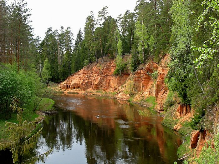 Latvia countryside_PD