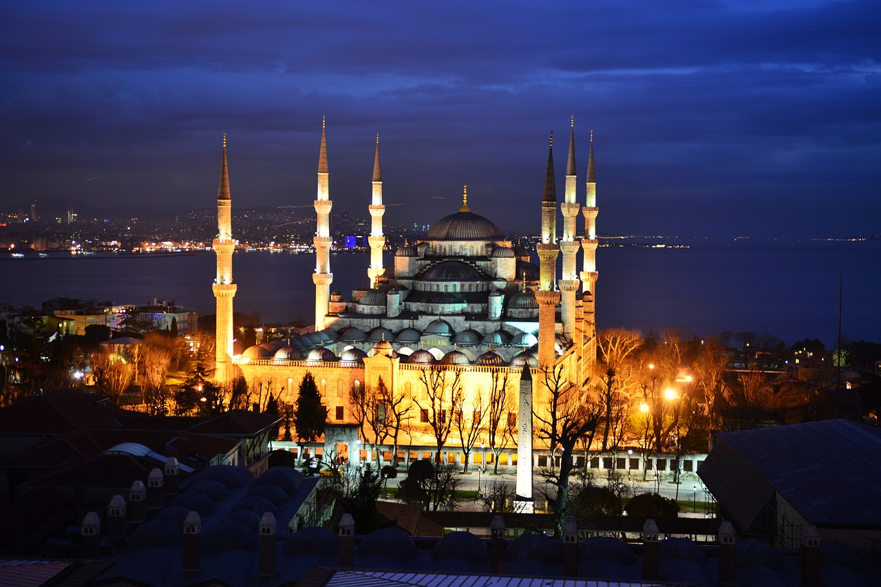 blue-mosque_Istanbul Turkey_Cami_PD