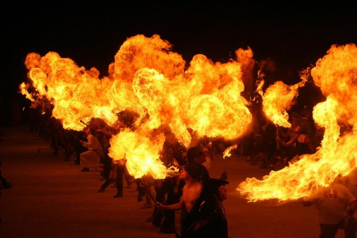 burning-man-festival-fire-eaters-daredevil-performance