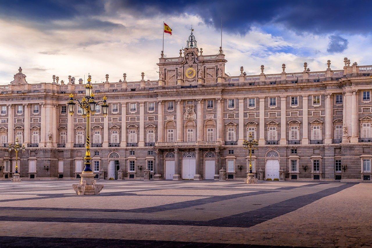 royal palace_madrid_spain_PD