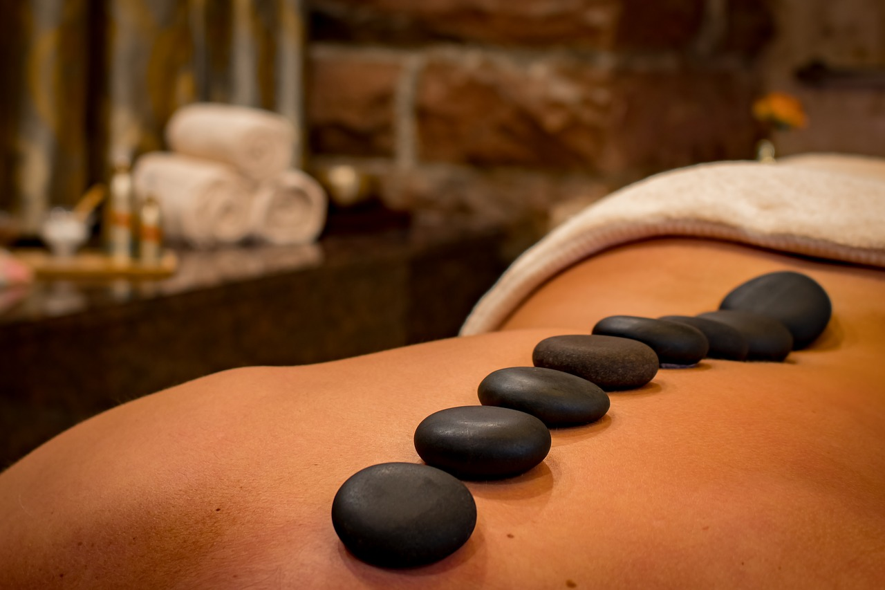 Get spa massage and relax in class_PD