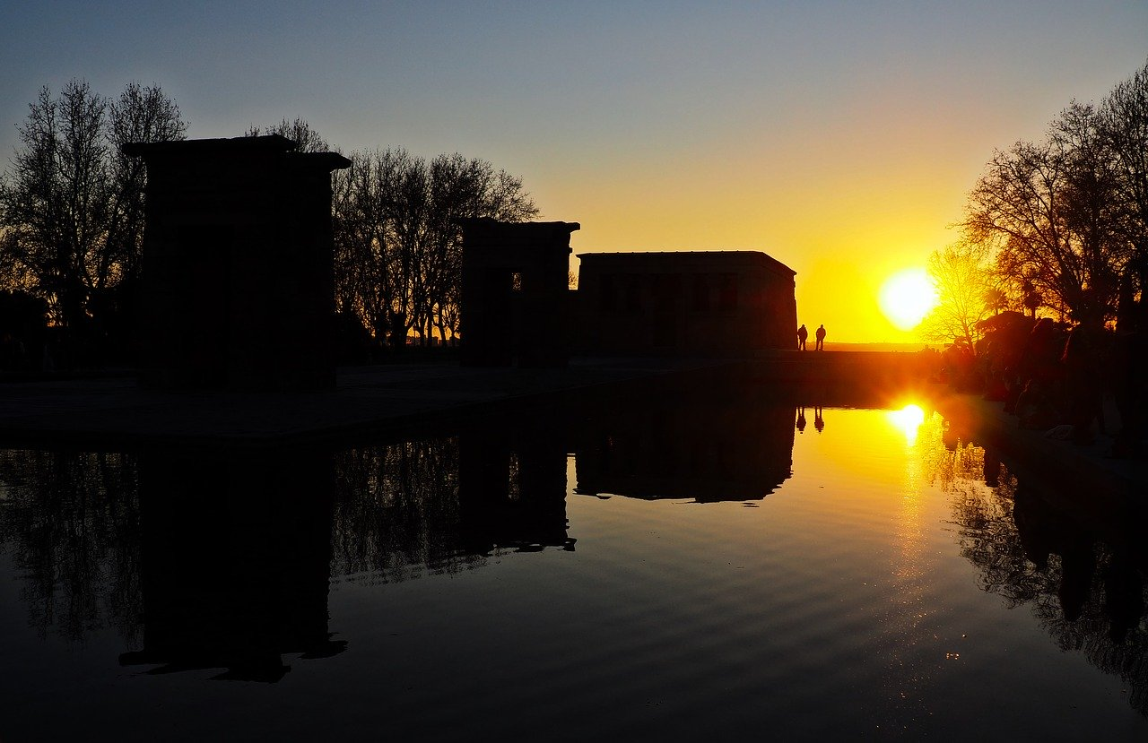 temple of debod_madrid_PD