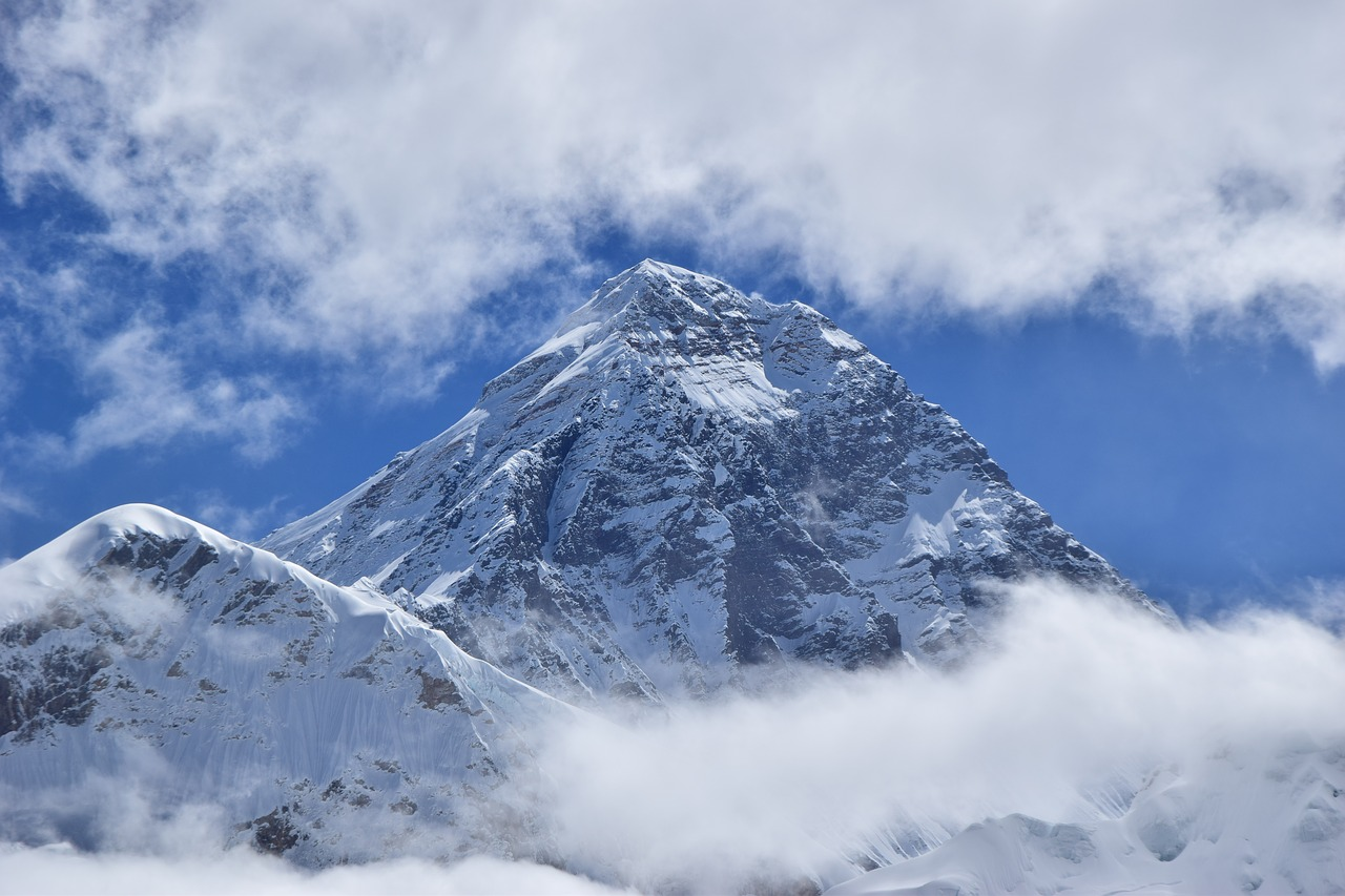 Kala Patthar_Mt Everest_Nepal_PD
