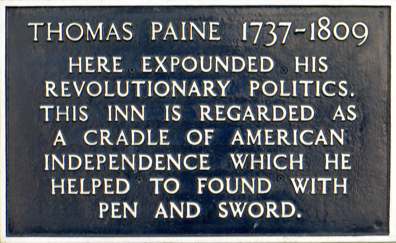 thomas paine_American Revolution in 1776_PD