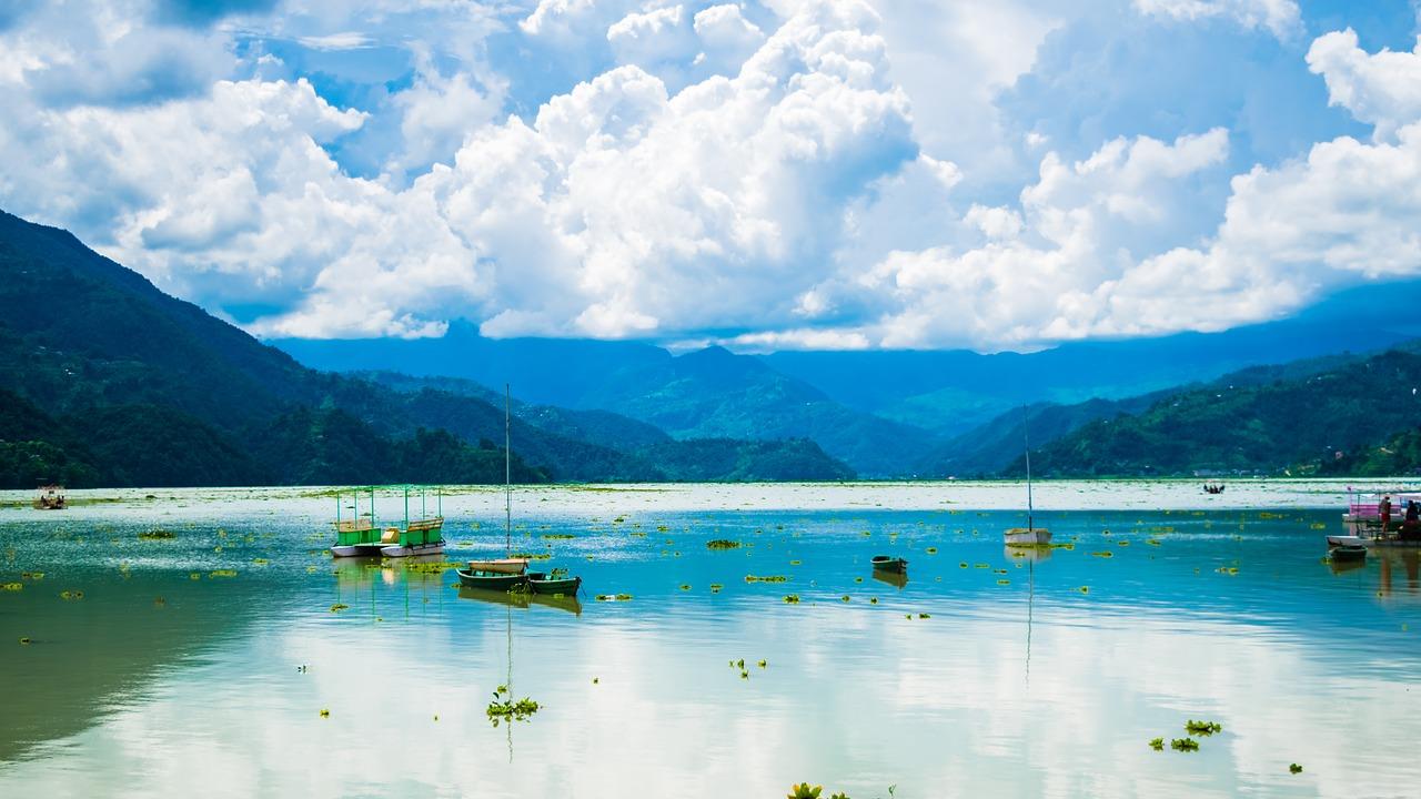 Fewa Lake_Pokhara_Nepal_PD