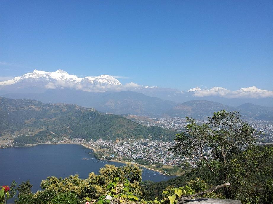 Pokhara Lake_Nepal_PD