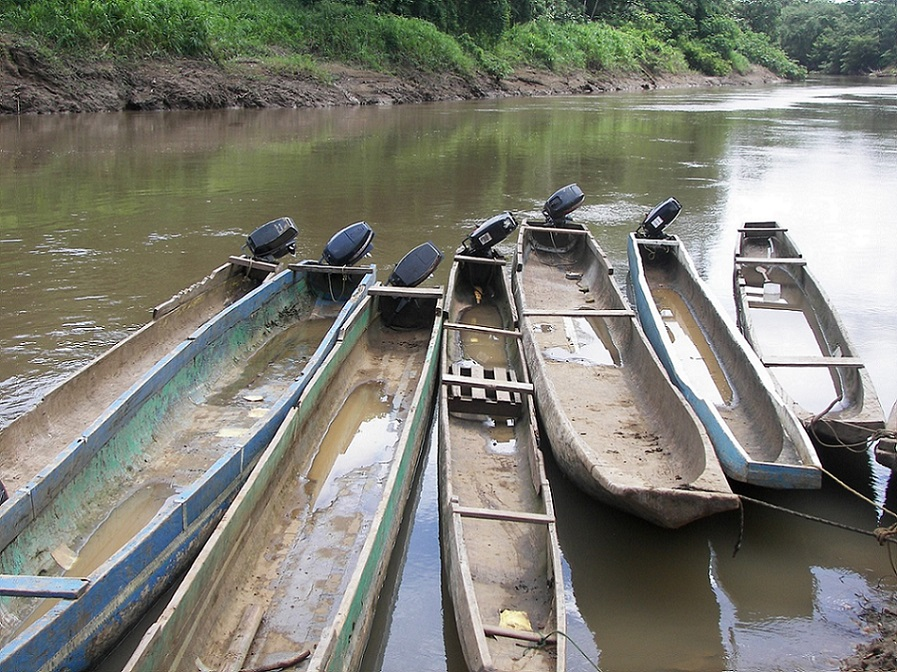 canoe_boat ride to Darien Gap_PD