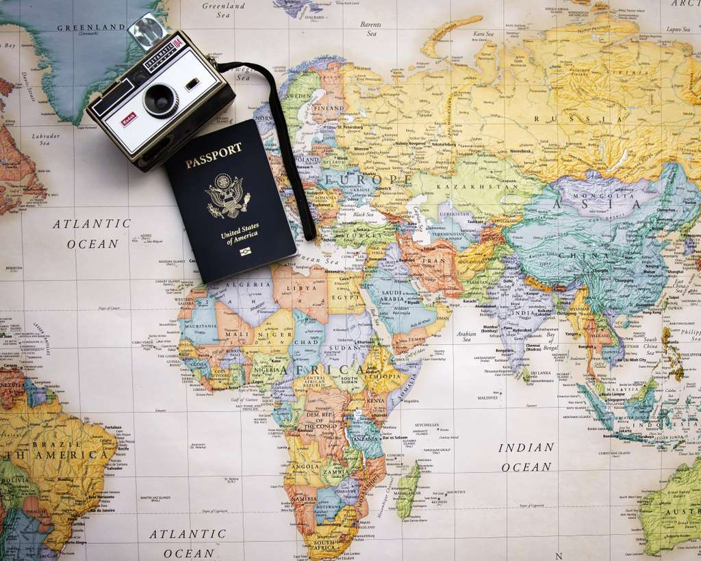passport-map-world-trip-tourism pd