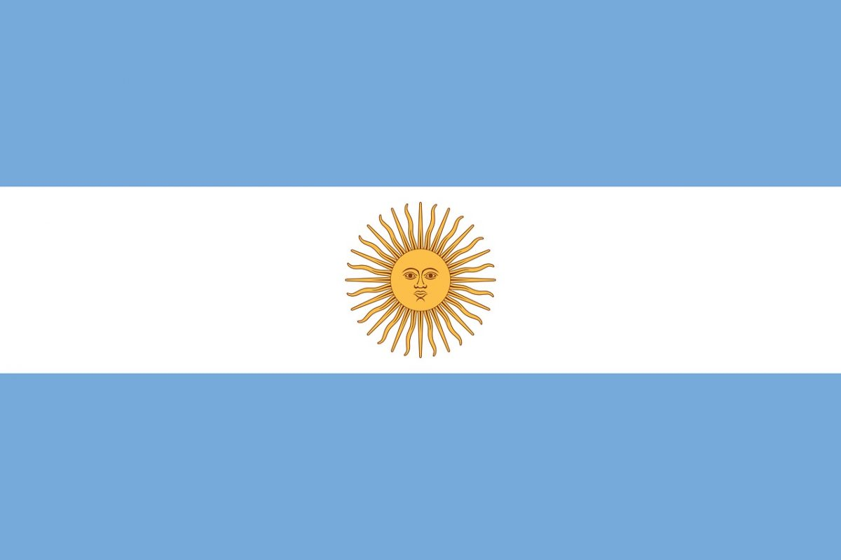 the flag of argentina_PD