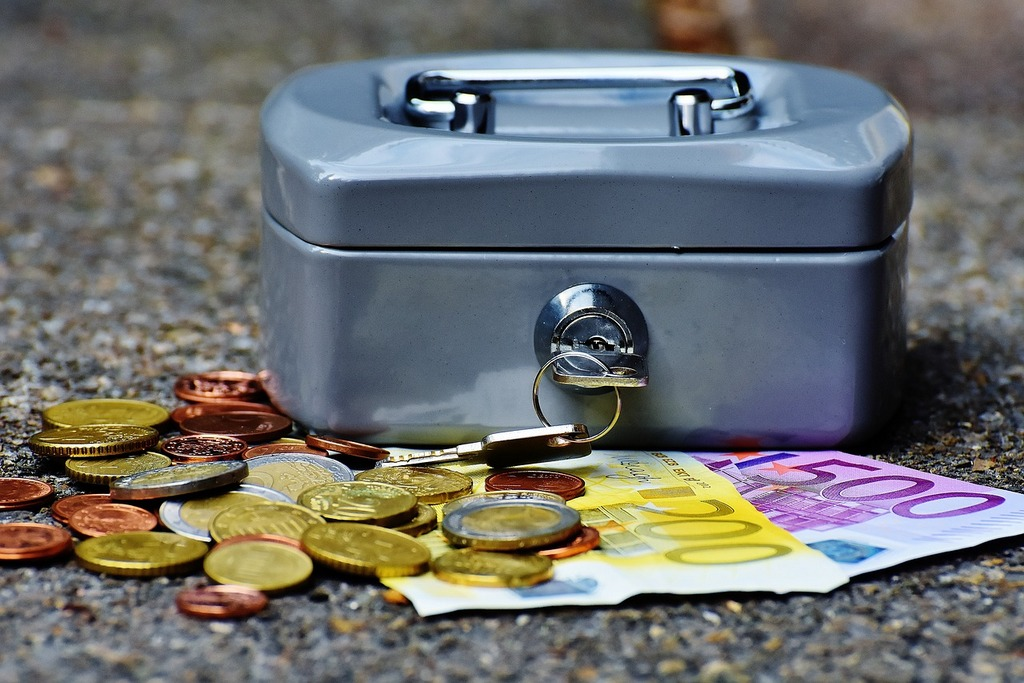 Travel Hacks to Save Money for Your Dream Vacation. Cashbox-money-currency-finance-money_box-euro-cash