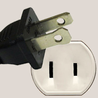 Type_A_Electric_Socket_Plug