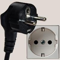 Type_F_Electric_Socket_Plug