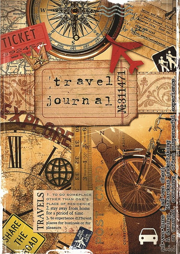travel-journal-scrap-book-cover-travel-diary