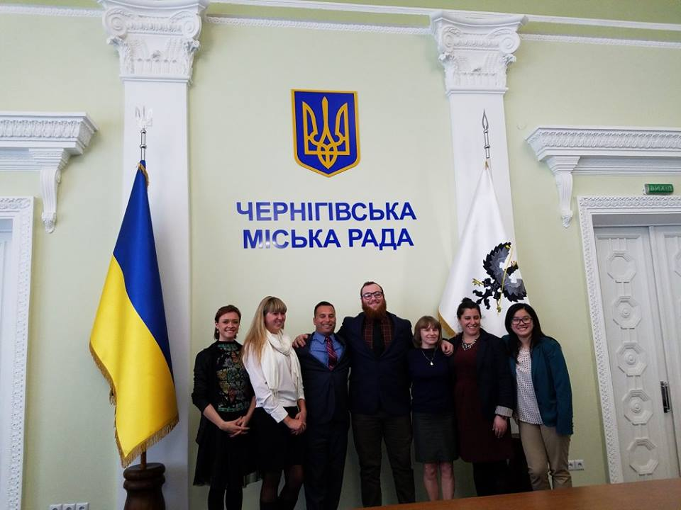 Personal Experience of a Peace Corps Volunteer in Ukraine