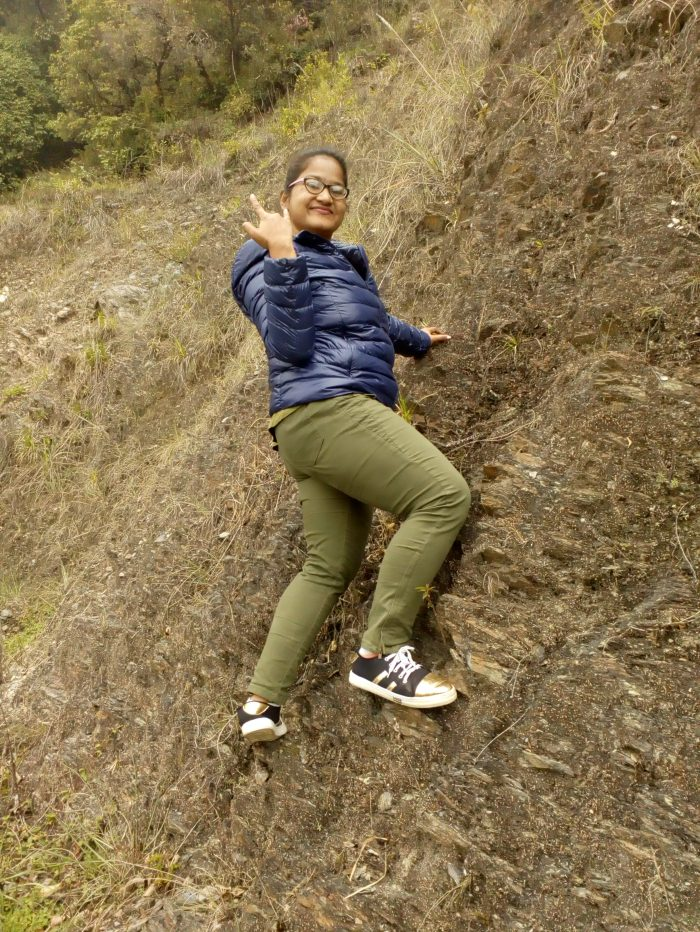 Ankita traveling alone_solo traveling girl_AOT
