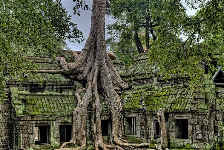 Angkor Wat Temple_Siem Reap_Cambodia_PD